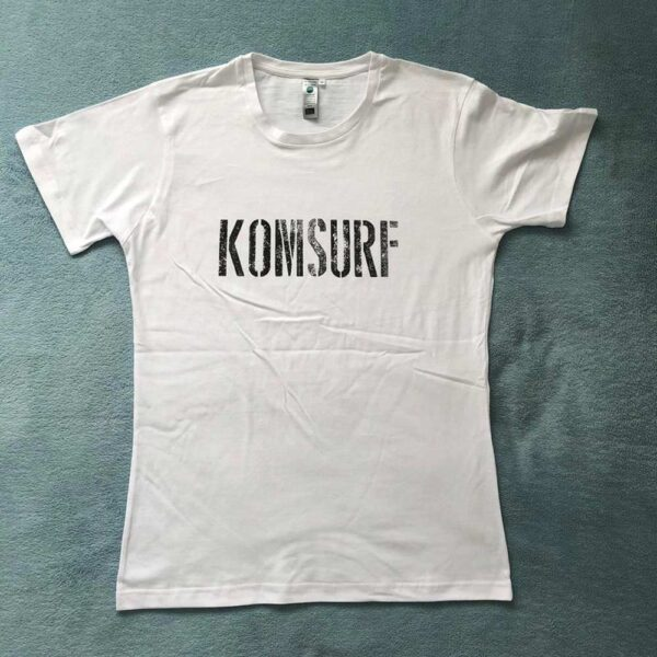 The Original Tee by Komsurf